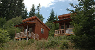 Nash Woods Cabins